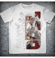 Спортивная футболка «Дзюдо»