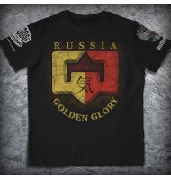 Футболка «Golden Glory. Russia»